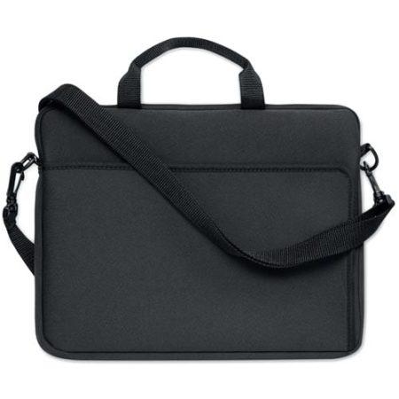 14 inch neoprene laptop bags black 450x450 - 14 Inch Neoprene Laptop Bags