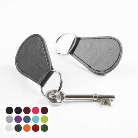 2204BEL CA Colours 450x450 - Tear Drop Shaped Belluno Pu Keyfob
