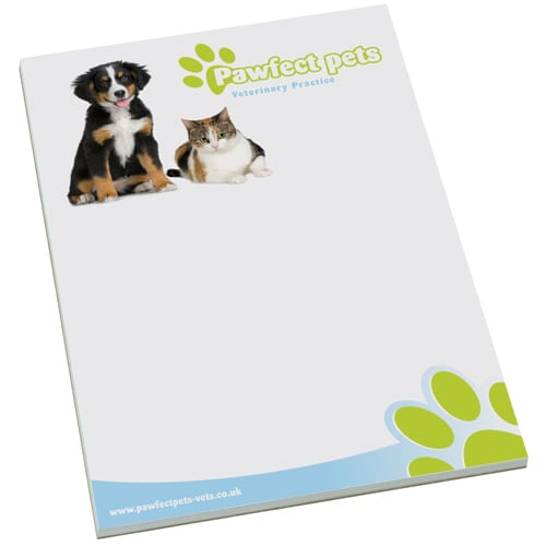 A5 Advertising Note Pad Adgiftdiscounts