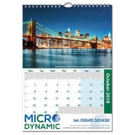 A4 Traditional Wall Calendars 450x450 - A4 Wall Calendars