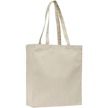 12oz Cotton Canvas Show Bag