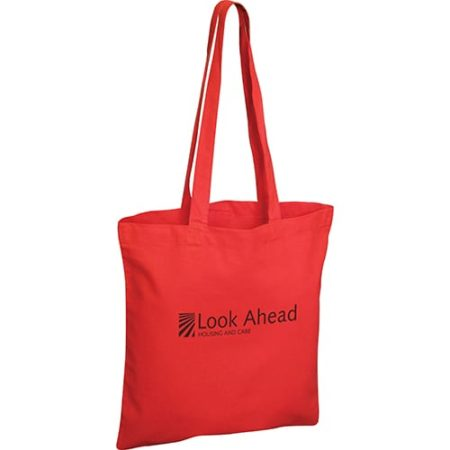 Brixton Eco Shopper Bags Red new 450x450 - Eco Shopper Bag
