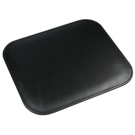 Leather Mouse Mat Black new 450x450 - Leather Mouse Mats