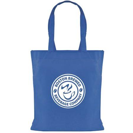Tucana Recyclable Non Woven Bags blue2 450x450 - Non Woven Shopper Bags