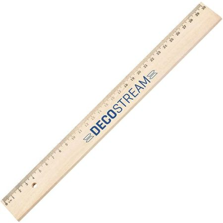 Value 30cm Wooden Rulers 450x450 - 30cm Eco Wooden Rulers