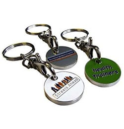 Trolly Chain Keyrings