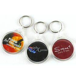 adg56 lg 1 - Round Acrylic Keyrings