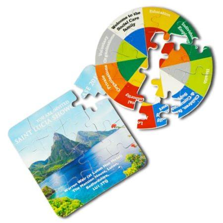 gnalvic 16 Piece Puzzle Coasters TM 2017 450x450 - Puzzle Coasters
