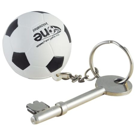 s0014c 07 football keyring v1 450x450 - Football Stress Toy Keyrings
