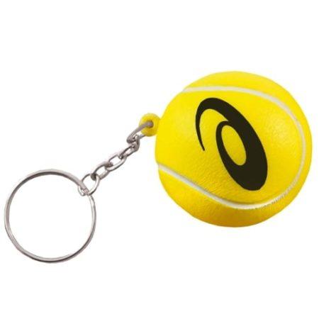 s0148 05 tennis ball keyring v1 1 450x450 - Tennis Ball Stress Toy Keyrings