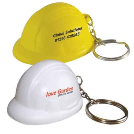s0402 hard hat keyring group v1 450x450 - Hard Hat Stress Toy Keyrings