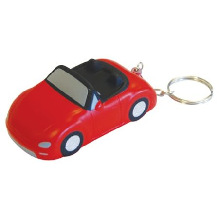 s1844 02 sports car keyring v1 450x450 - Sports Car Stress Toy Keyrings