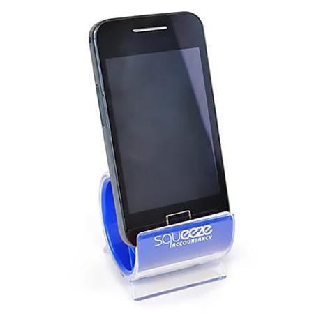 turbo smart phone stand bluewithphone new 450x450 - Turbo Smart Phone Stand