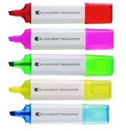 13 3 - Data Frost Highlighters