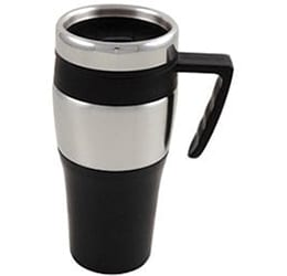 400ml Stainless Steel Travel Mugs 1 - 375ml Stainless Steel Travel Mugs