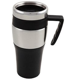 400ml Stainless Steel Travel Mugs - 375ml Stainless Steel Travel Mugs
