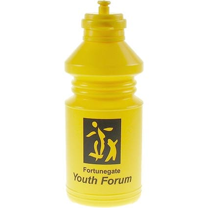 500ml PromosafeT Yellow - 500ml Promosafe Sports Water Bottle