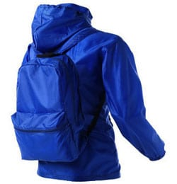 ADbag41 - Backpack Jacket