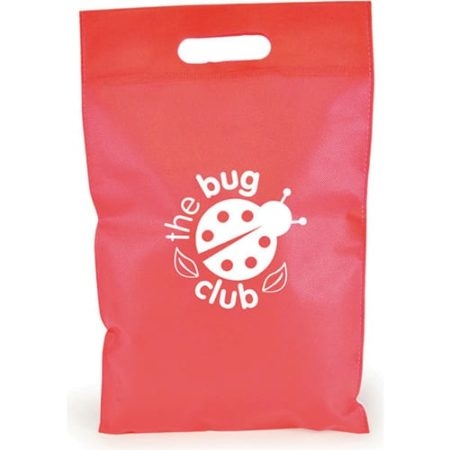 Brookvale Non Woven Bags red new 450x450 - Non Woven Bags