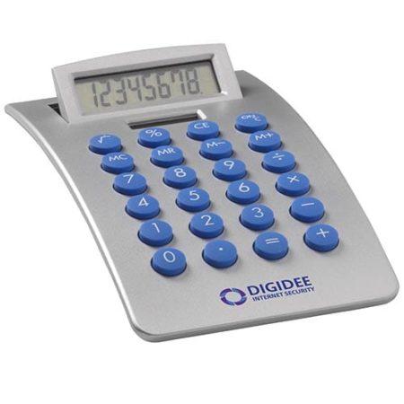 Coloured Button Calculators blue 450x450 - Arch Desk Calculator