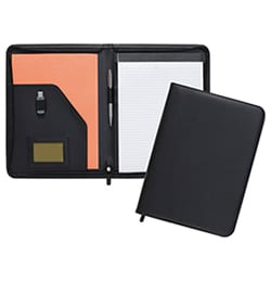 Dartford A4 Zipped - Dartford A4 Zipped Conference Folders