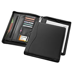 Ebony A4 Briefcase Portfolio resized - Ebony A4 Briefcase Portfolio