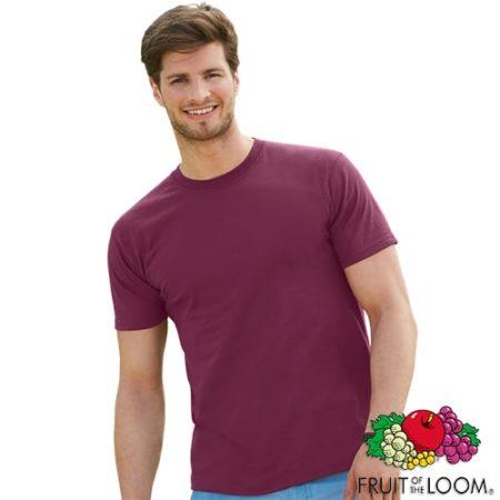 Fruit of the Loom Super Premium T Shirts burgundy 450x450 - Fruit Of The Loom Super Premium T-Shirt