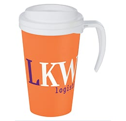 LE9704 orange - Americano Grande Thermal Mug