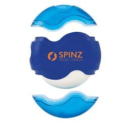 PE7191 blue 1 - Wave Sharpener & Eraser