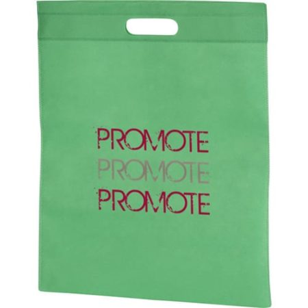 Polypropylene Carrier Bags green 450x450 - Polypropylene Handled Carrier Bags