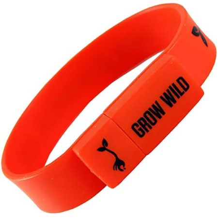 USB Silicon Wristband Flashdrives new 450x450 - Wrist Band USB