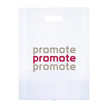 promotional polythene carrier bags white new 450x450 - Promo Polythene Carrier Bags