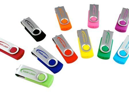 various coloured twister 450x321 - Twister USB Sticks