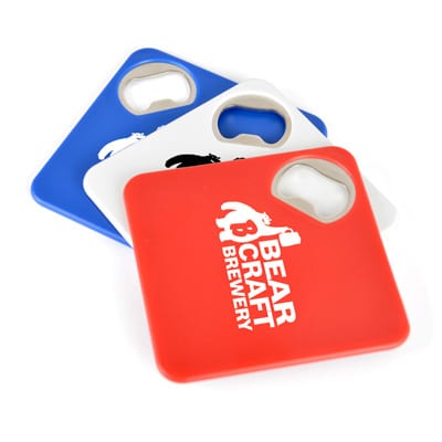 RC0128 GROUP - Bottle Opener Coaster