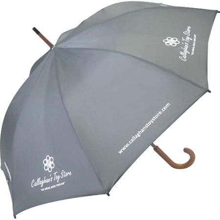 Spectrum City Cub Umbrella grey new 450x450 - Spectrum City Club Umbrella