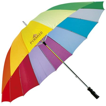 Storm Proof Rainbow Umbrellas 450x450 - Storm Proof Rainbow Umbrella