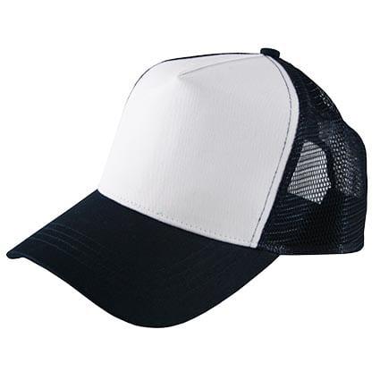 trucker caps black - Trucker Mesh Cap