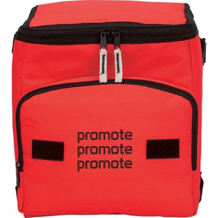 10L Foldable Cooler Bag red new 450x450 - Foldable Cooler Bag