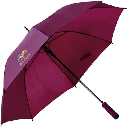 Colorado Auto Telescopic Umbrellas burgundy 450x450 - Colorado Auto Umbrella