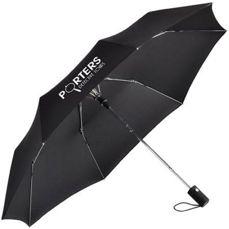 Fare Mini Automatic Umbrellas Black new 450x450 - Fare Mini Automatic Umbrella