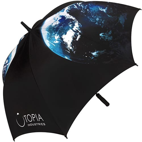Fibrestorm Automatic Golf Umbrella Adgiftdiscounts