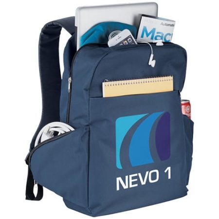 15 Inch Slim Laptop Backpacks navy new 1 450x450 - 15 Inch Slim Laptop Bag