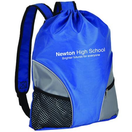 Lightweight Polyester Backpacks Blue new 450x450 - Lightweight Backpack
