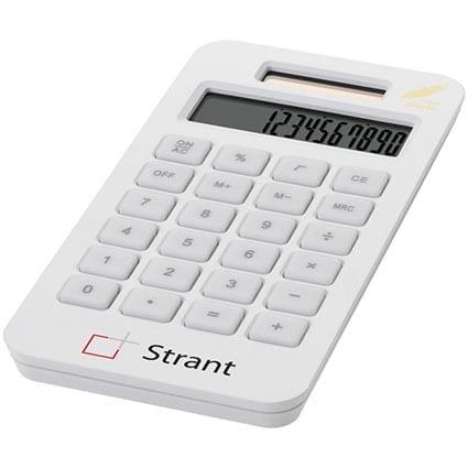 Pocket Corn Calculators white - Pocket Calculator
