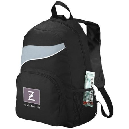Tornado Backpacks Front Black grey main new 450x450 - Tornado Backpacks