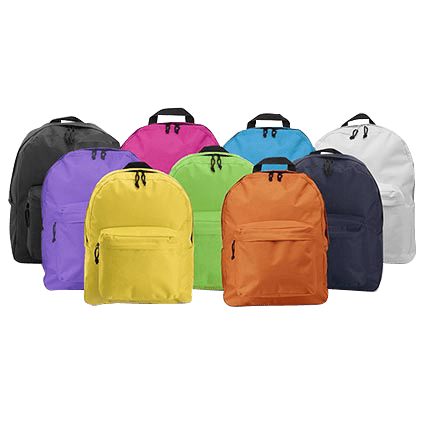 Promotional Backpacks group co 1 - Home