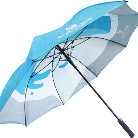 1FAD FibrestormAuto standard 450x450 - Fibrestorm Auto Double Canopy Umbrellas