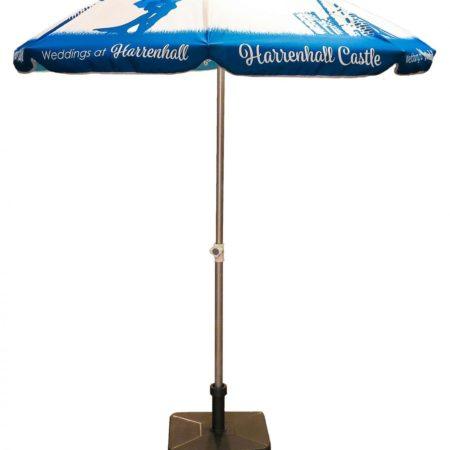 4PAR Aluminium20parasol upright 450x450 - Personalised Aluminium parasol