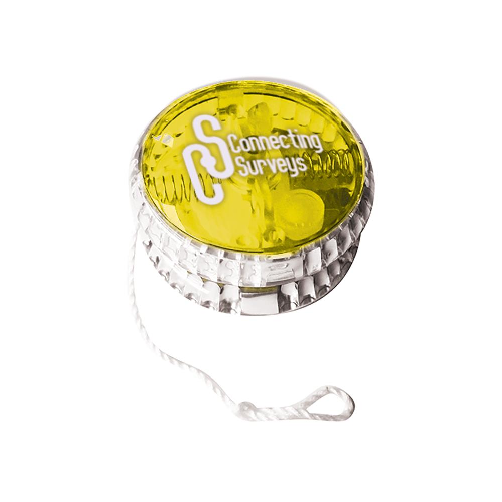8003 yellow - Flashing Yo-yo