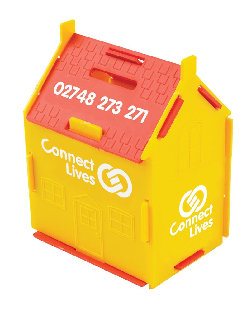 8218 yellow - House Money Box